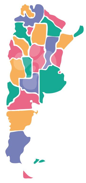 mapa agenda